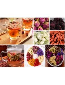 Китайский чай ягодно –цветочный