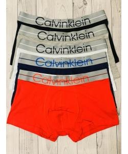 Мужские трусы Calvin Klein в коробке, набор 5 шт.