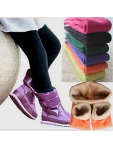 Детские лосины, леггинсы цвет фиолетовый