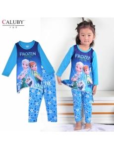 Пижама для девочки CALUBY Frozen №3