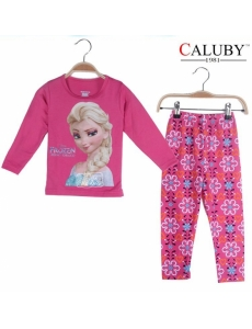 Пижама для девочки CALUBY Frozen №2