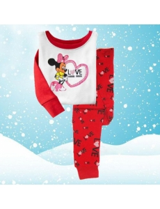 Пижама для девочки GAP Минни Маус №5