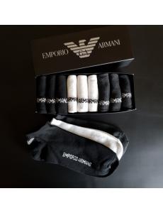 Набор носков Armani, 9 шт в подарочной коробке.