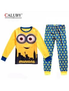 Пижама для мальчика подростковая CALUBY Миньоны