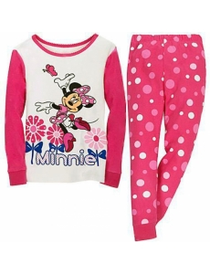 Пижама для девочки GAP Минни №4