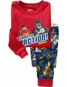 Пижама для мальчика  GAP Лего Бэтмен