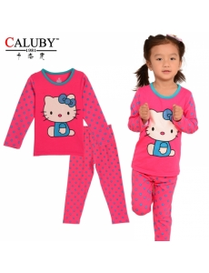 Пижама для девочки CALUBY Hello Kitty