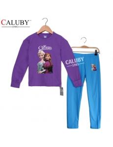 Пижама для девочки подростковая CALUBY  Эльза Frozen №3