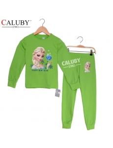 Пижама для девочки подростковая CALUBY  Эльза Frozen №4