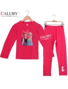 Пижама для девочки подростковая CALUBY  Эльза Frozen №5