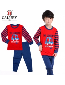 Пижама для мальчика CALUBY Машина