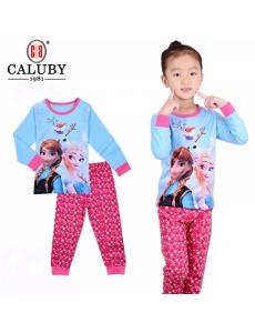 Пижама для девочки CALUBY Frozen №5