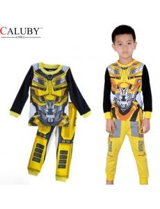 Пижама для мальчика CALUBY Бамблби