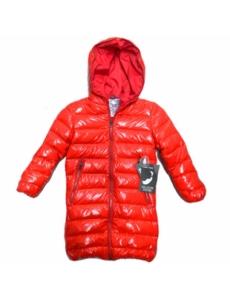 Пальто ZARA цвет красный