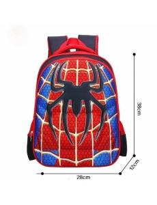 Детский дошкольный рюкзак Человек-паук ( Spider-man),  3D