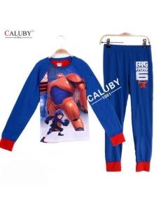 Пижама для мальчика подростковая CALUBY   Big Hero 6
