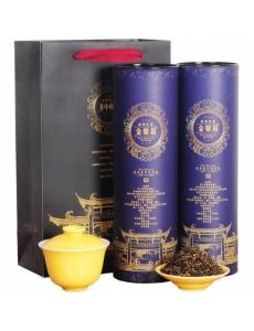 """Чай элитный красный """"Золотые брови"""", в тубусе 0,250 гр."""