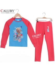 Пижама для девочки подростковая CALUBY  Эльза Frozen №2