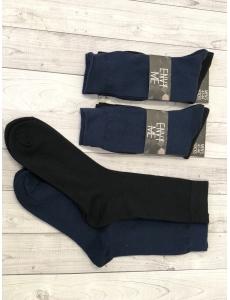 Набор 12 шт носков. Высокие мужские носки.