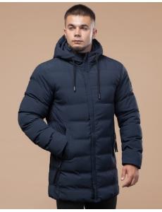 Зимняя мужская и подростковая куртка Braggart. Хит 2019. Цвет синий